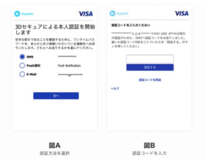 Kyashの「Kyash Card」が3Dセキュアに対応